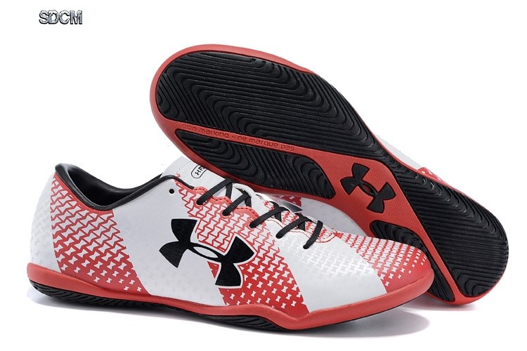 Under Armour Clutchfit Force IC Nero Rosso Bianco Migliori