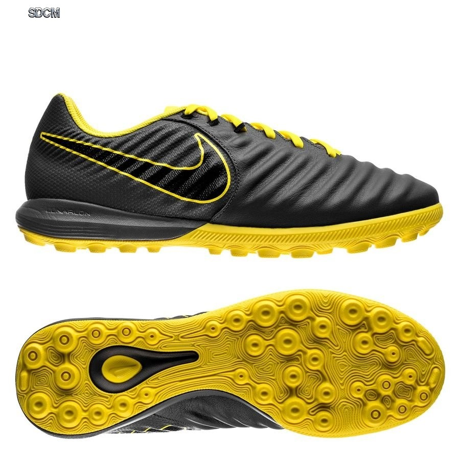 Nike Lunar Legend VII Pro TF Game Over Nero Giallo Migliori