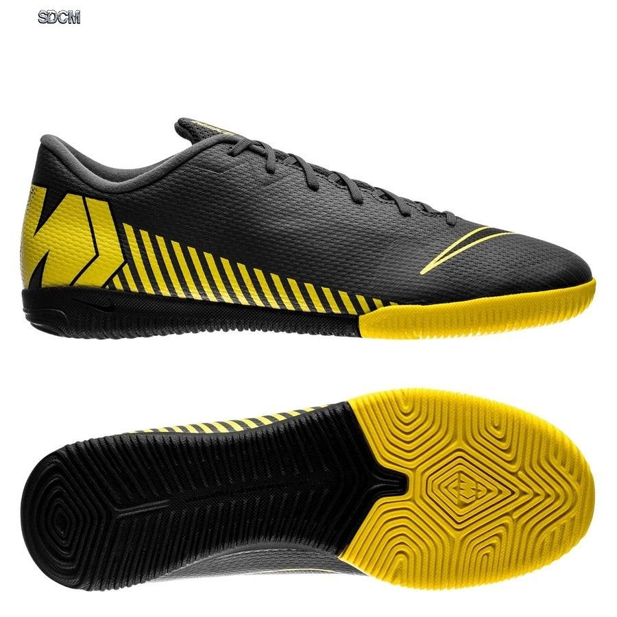 Nike Mercurial Vapor XII Academy IC Game Over Nero Giallo Migliori