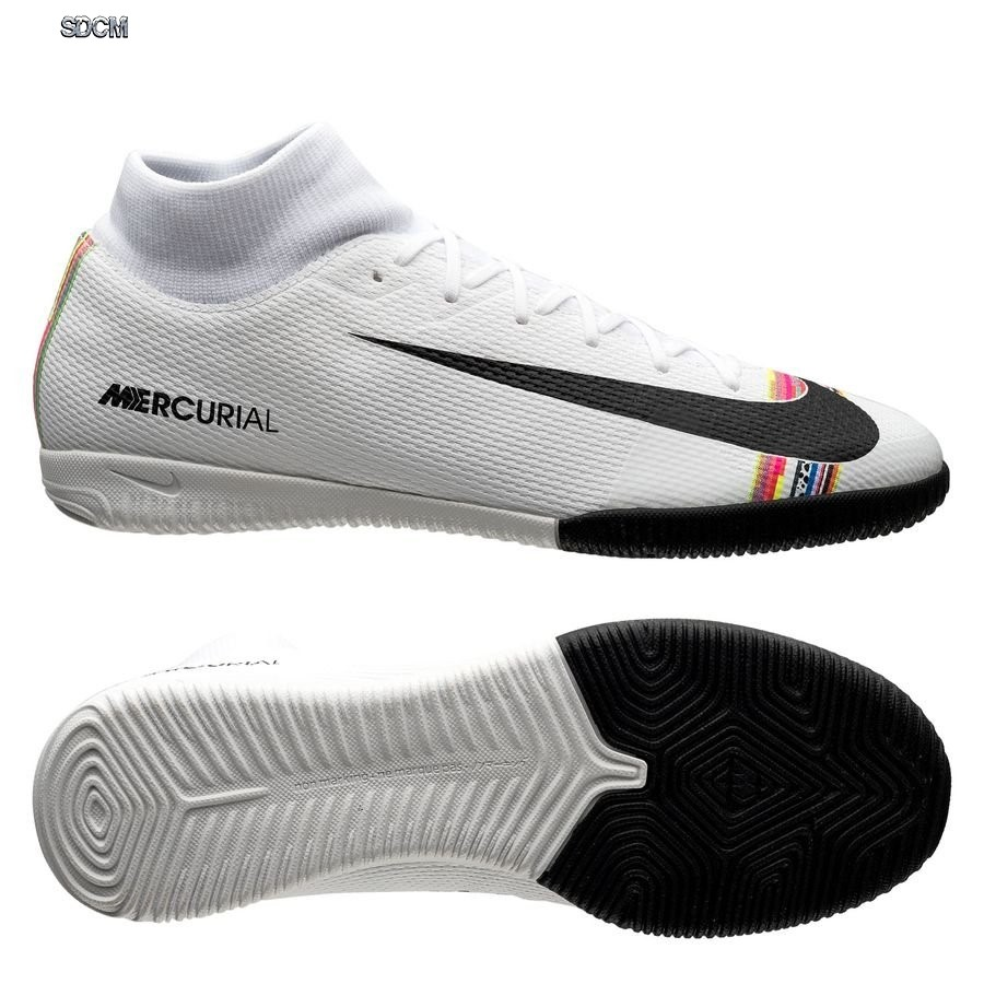 Nike Mercurial Superfly 6 Academy IC LVL UP Bianco Migliori